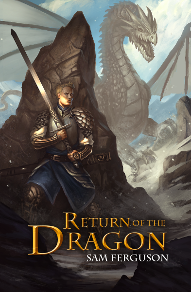 Return of the Dragon, Dragon's Champion book six