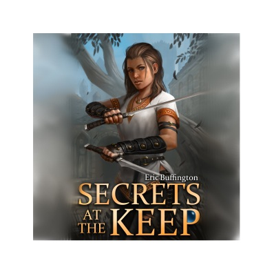 Cover Reveal Secrets at the Keep