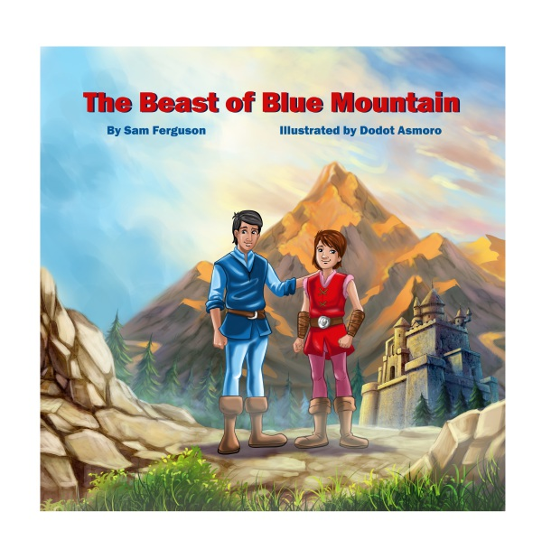 Now Available! The Beast of Blue Mountain.